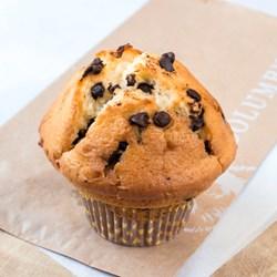 Image de Muffin banane pépites chocolat