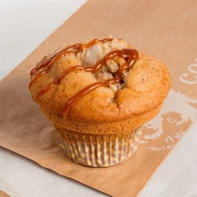 Muffin Ananas Caramel