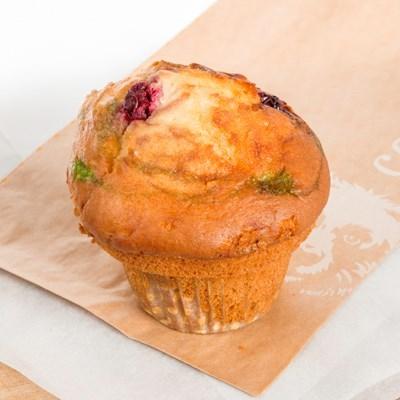 Muffin Pistache Griotte