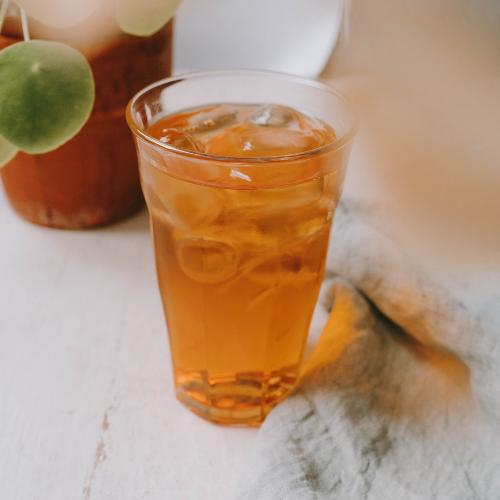 Thé glacé citron saison Petit