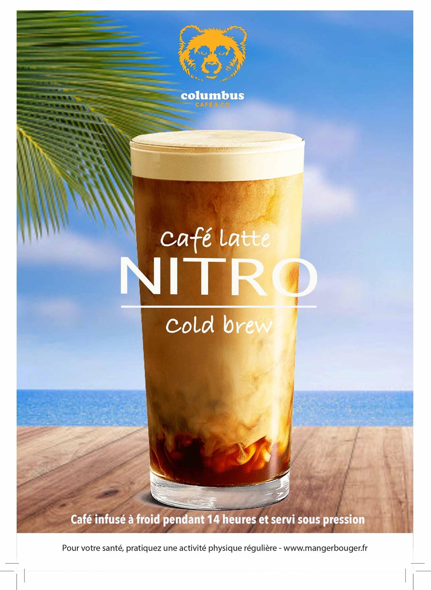 Nitro Latte Classique