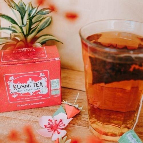 Kusmi 4 fruits rouges